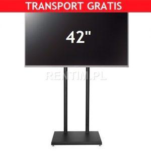 Ekran 42'' LCD LED na stojaku