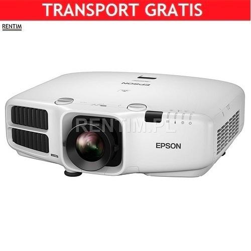 Wynajem projektora eventowego Full HD 6000 ANSI (zmienna optyka)