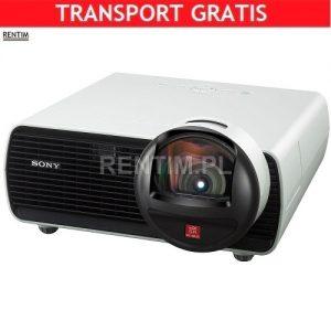 Projektor krótkoogniskowy (short-throw) HD front