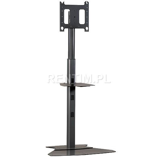 Wynajem uniwersalnego stojaka PREMIUM do plazm, telewizorów LCD / LED – wersja na jeden telewizor