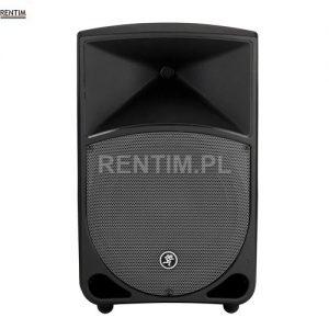 Kolumna aktywna (monitor sceniczny, odsłuch) 400W - front