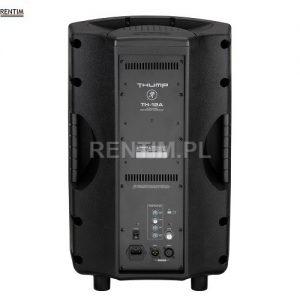 Kolumna aktywna (monitor sceniczny, odsłuch) 400W - tył