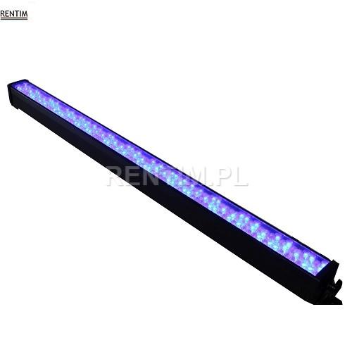 Wynajem listwy LED BAR (RGB, RGBA, RGBWA)