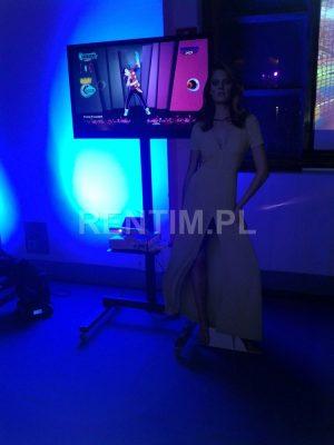 Stanowisko Xbox 360 Kinect z TV 42'' (4)