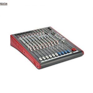 Wynajem mikser (mixera) audio