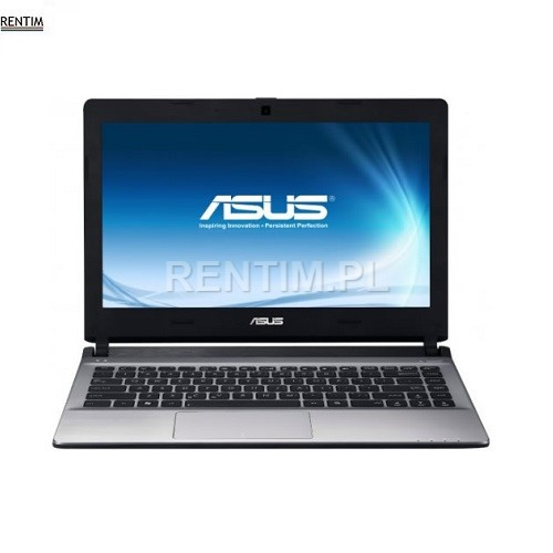 Wynajem ultrabook, laptop, notebook - front