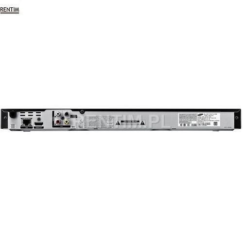 Wynajem odtwarzacza Blu-Ray / DVD z obsługą USB oraz funkcjami Smart TV