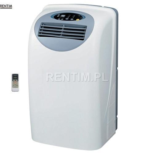Wynajem klimatyzatora przenośnego o mocy 3.5 kW (do 25 m2)
