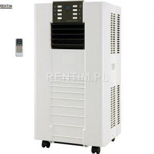 Wypożyczenie klimatyzacji przenośnej o mocy 4.2 kW