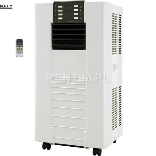 Wynajem klimatyzatora przenośnego o mocy 4.2 kW (do 40 m2)