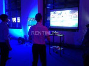 Stanowisko Xbox 360 Kinect z TV 42'' (3)