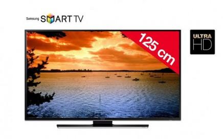 Telewizor 4K Ultra HD do wynajęcia