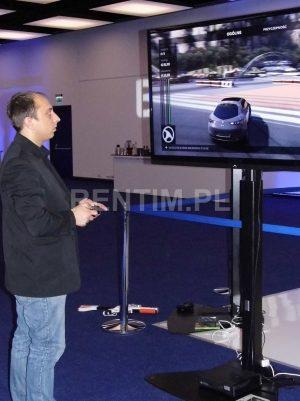 Wypożyczenie stanowiska Xbox 360 z plazmą 60'' (3)